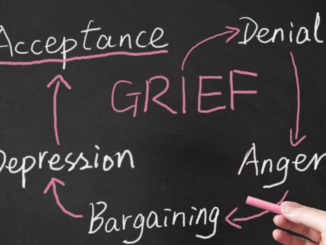 What does grief have to do with recovery?