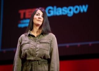 Madeleine Black TEDxGlasgow